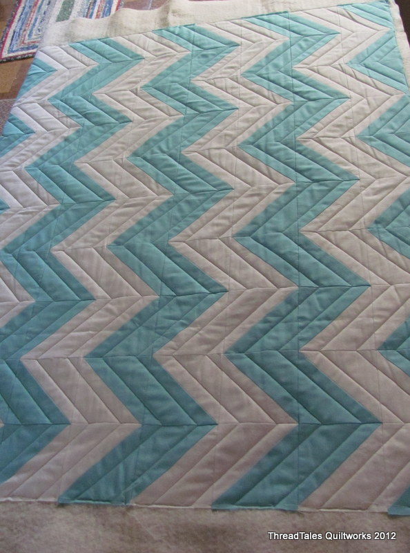 Modern Baby Quilt #3 | Threadtales - The stuff of Life ...
