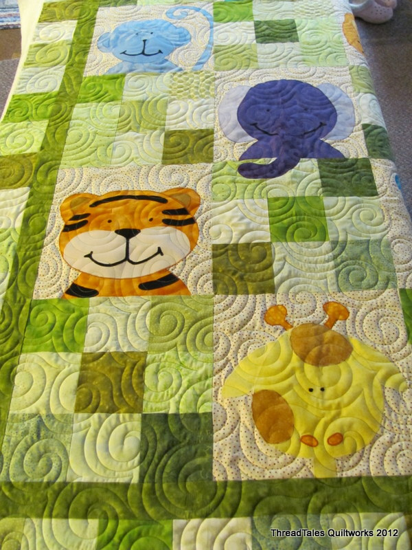 Cute baby quilt… | Threadtales - The stuff of Life (and Quilts!) : cute baby quilts - Adamdwight.com